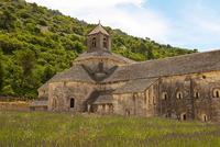ノートルダム・ド・セナンク修道院、ヴォクリューズ・ゴルド、フランス