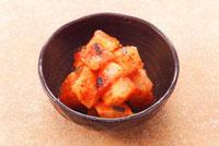 韓国料理 カクテキ