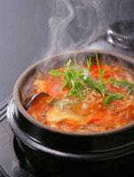 韓国料理 チゲ鍋