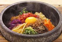 韓国料理 石焼きビビンバ