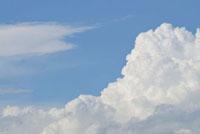 積乱雲 11070001631  写真素材・ストックフォト・画像・イラスト素材 アマナイメージズ