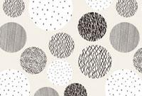 様々な円のパターン