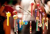 仙台七夕まつり 宮城県 11070004847| 写真素材・ストックフォト・画像・イラスト素材|アマナイメージズ