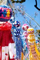 仙台七夕まつり 宮城県 11070004850| 写真素材・ストックフォト・画像・イラスト素材|アマナイメージズ