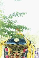 寒河江まつり神輿の祭典 11070010068| 写真素材・ストックフォト・画像・イラスト素材|アマナイメージズ