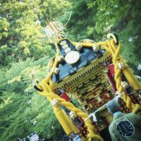 寒河江まつり神輿の祭典 11070010069| 写真素材・ストックフォト・画像・イラスト素材|アマナイメージズ