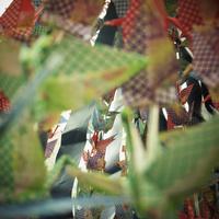 仙台七夕まつりの飾り 11070010987| 写真素材・ストックフォト・画像・イラスト素材|アマナイメージズ