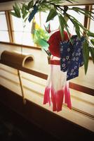 仙台七夕まつりの飾り 11070011000| 写真素材・ストックフォト・画像・イラスト素材|アマナイメージズ