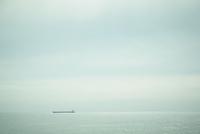 海とタンカー