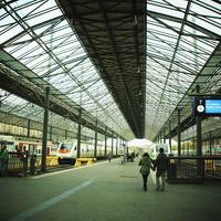 ヘルシンキ中央駅のターミナル フィンランド 11070012709| 写真素材・ストックフォト・画像・イラスト素材|アマナイメージズ