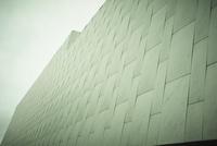 フィンランディアホールの壁面 フィンランド