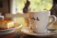 カフェのコーヒー 11070012866| 写真素材・ストックフォト・画像・イラスト素材|アマナイメージズ