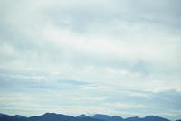 雲と山並み 11070018661| 写真素材・ストックフォト・画像・イラスト素材|アマナイメージズ