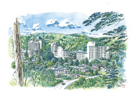仙台城下町百景 秋保温泉郷(仙台市)