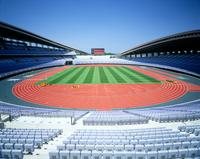 宮城スタジアム 11070023529| 写真素材・ストックフォト・画像・イラスト素材|アマナイメージズ