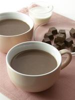 ココアとチョコレート