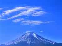 内野より雲と富士山