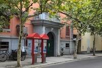 安福路 旧フランス租界の街並み