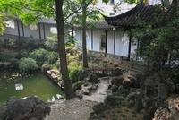 蘇州 滄浪亭 11076002283| 写真素材・ストックフォト・画像・イラスト素材|アマナイメージズ