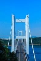 瀬戸大橋の主塔