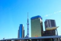 東京スカイツリー 11076003073  写真素材・ストックフォト・画像・イラスト素材 アマナイメージズ
