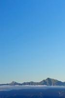 観音平より南アルプス・甲斐駒ケ岳 11076006452| 写真素材・ストックフォト・画像・イラスト素材|アマナイメージズ