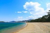 津田の松原海岸