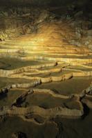 秋芳洞の百枚皿 11076008004| 写真素材・ストックフォト・画像・イラスト素材|アマナイメージズ