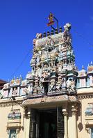 スリマハマリアマン寺院 11076009036| 写真素材・ストックフォト・画像・イラスト素材|アマナイメージズ