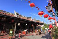 チェン・フン・テン寺院 11076009058| 写真素材・ストックフォト・画像・イラスト素材|アマナイメージズ
