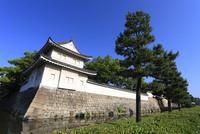 二条城の東南隅櫓