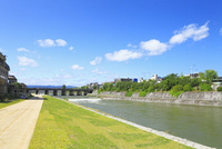 鴨川河川敷