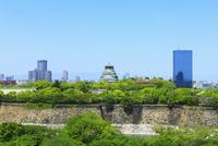 大阪ビジネスパークと大阪城