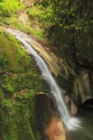 寂地峡の五竜の滝 白竜滝