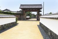 萩の城下町 北の総門