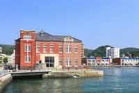 門司港レトロ 旧門司税関 11076012126| 写真素材・ストックフォト・画像・イラスト素材|アマナイメージズ