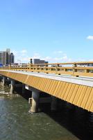 宇治橋と宇治川