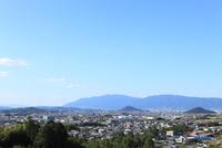 山の辺の道 大和三山(耳成山・畝傍山・香具山)の眺望