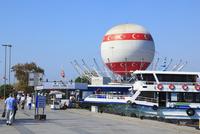 カドゥキョイのトゥルクバロン(気球)