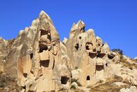 カッパドキヤ ギョレメの奇岩