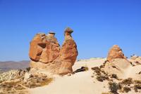 カッパドキヤ ラクダ岩