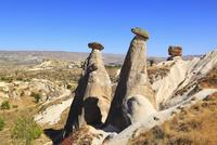 カッパドキヤ 三姉妹の岩