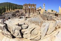エフェス遺跡 ケルスス図書館
