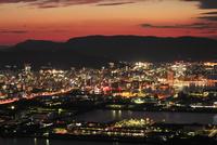 高松市街の夜景