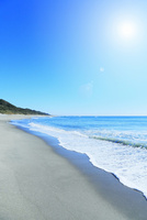 海と太陽 11076014865| 写真素材・ストックフォト・画像・イラスト素材|アマナイメージズ
