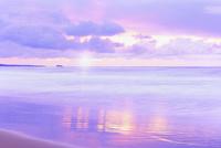 夕日と海 11076014883| 写真素材・ストックフォト・画像・イラスト素材|アマナイメージズ