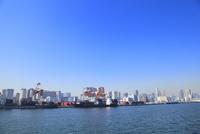 東京港より品川コンテナ埠頭