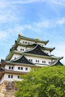 名古屋城・天守閣と新緑