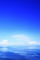 沖縄本島 万座毛から望む海