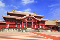 沖縄本島 首里城正殿
